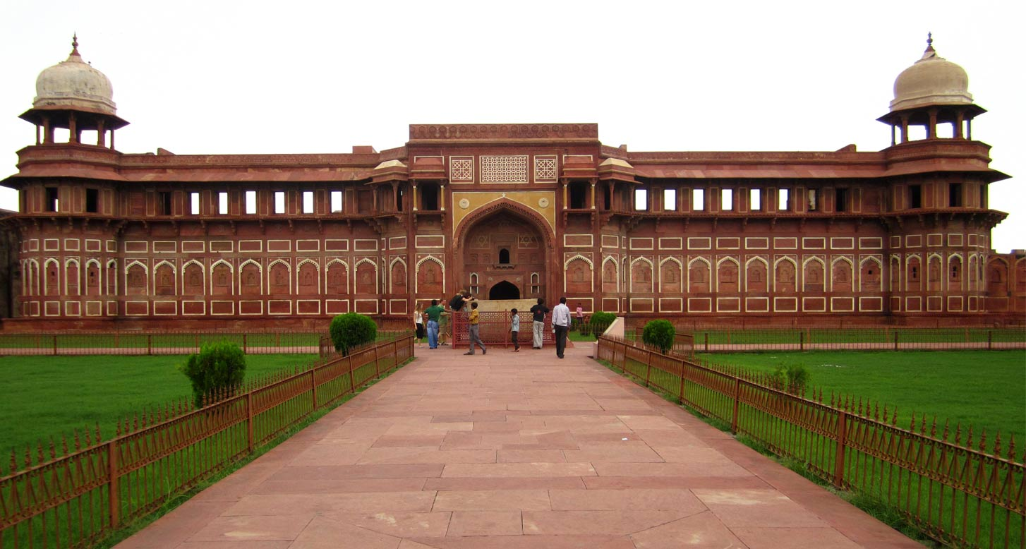 Fort In Agra