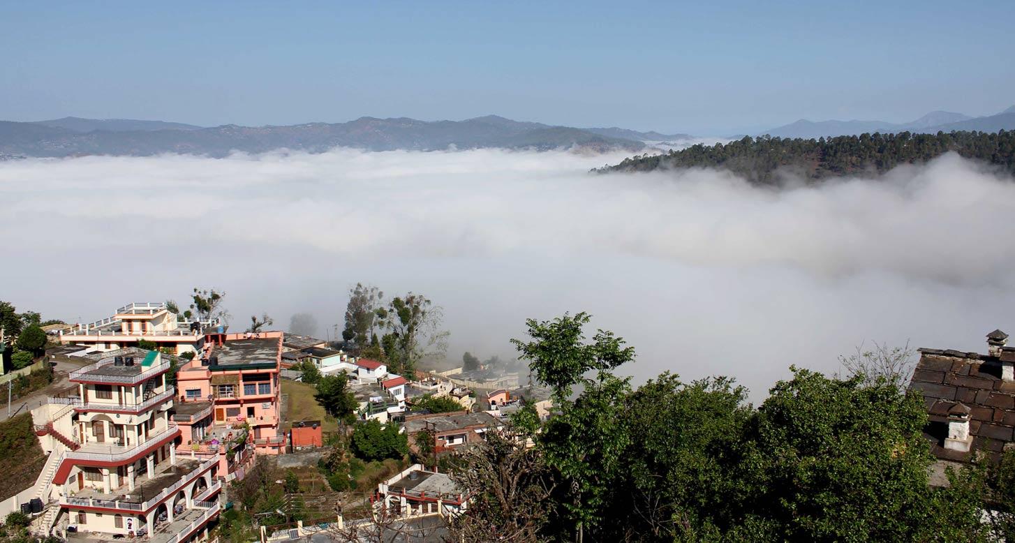 Cloud,Almora