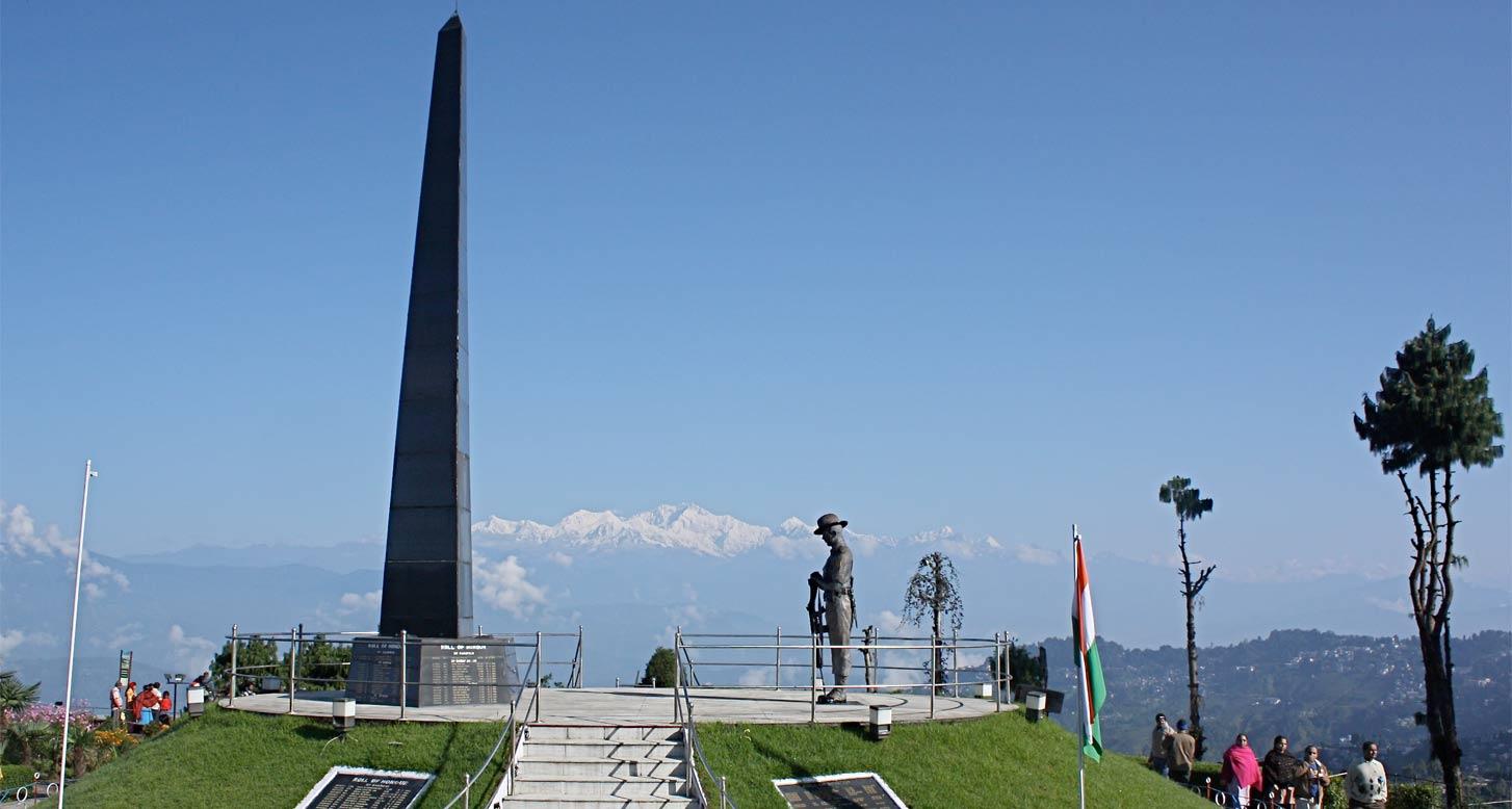 War Memorial,Darjeeling
