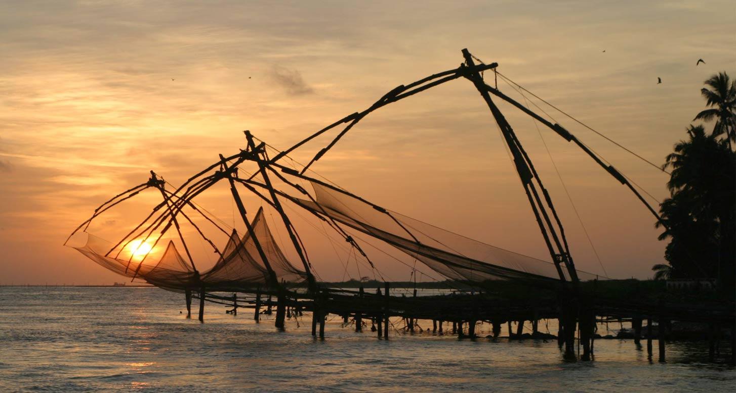 Fishing Net,Kochi