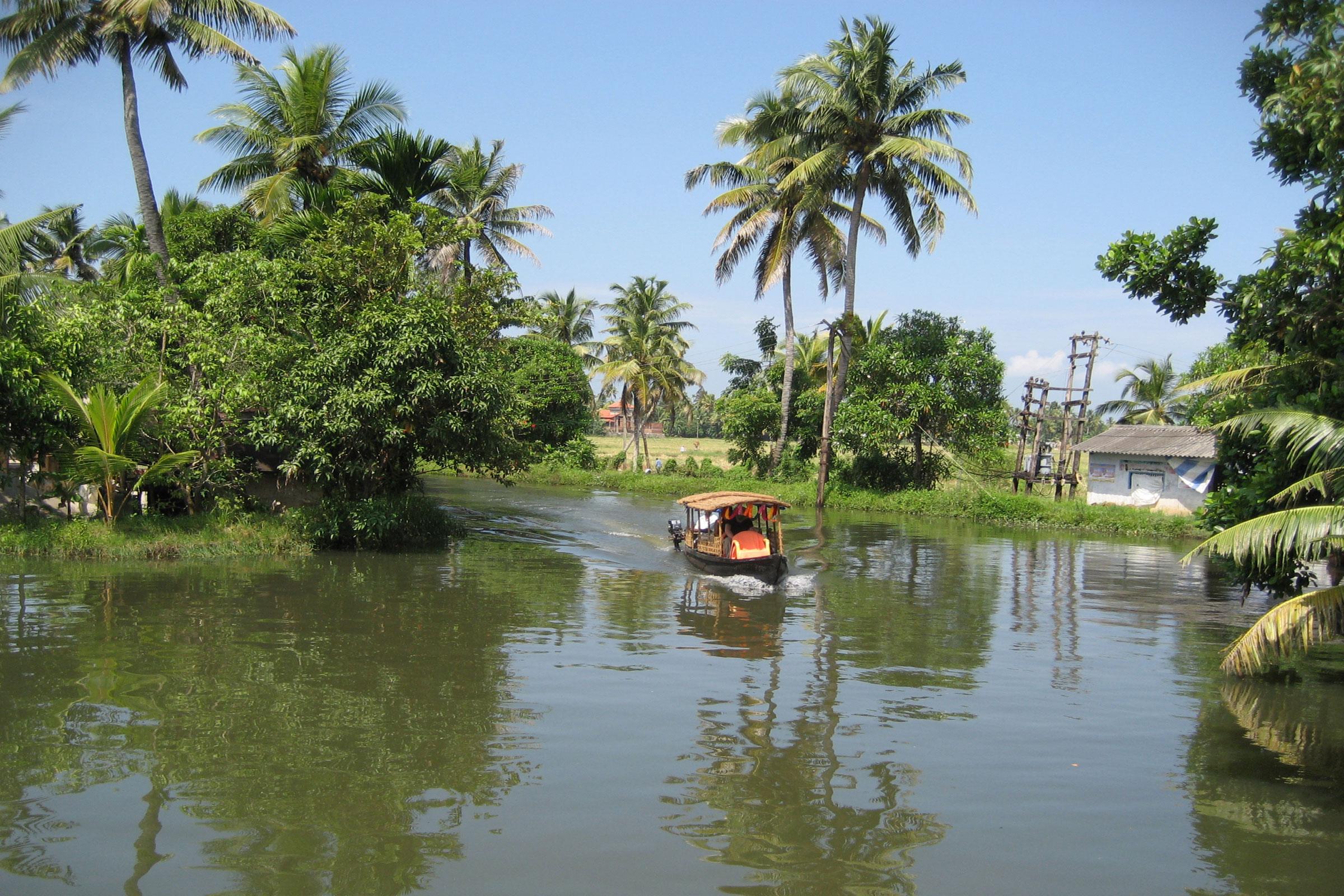 Housebaot,Kumarakom