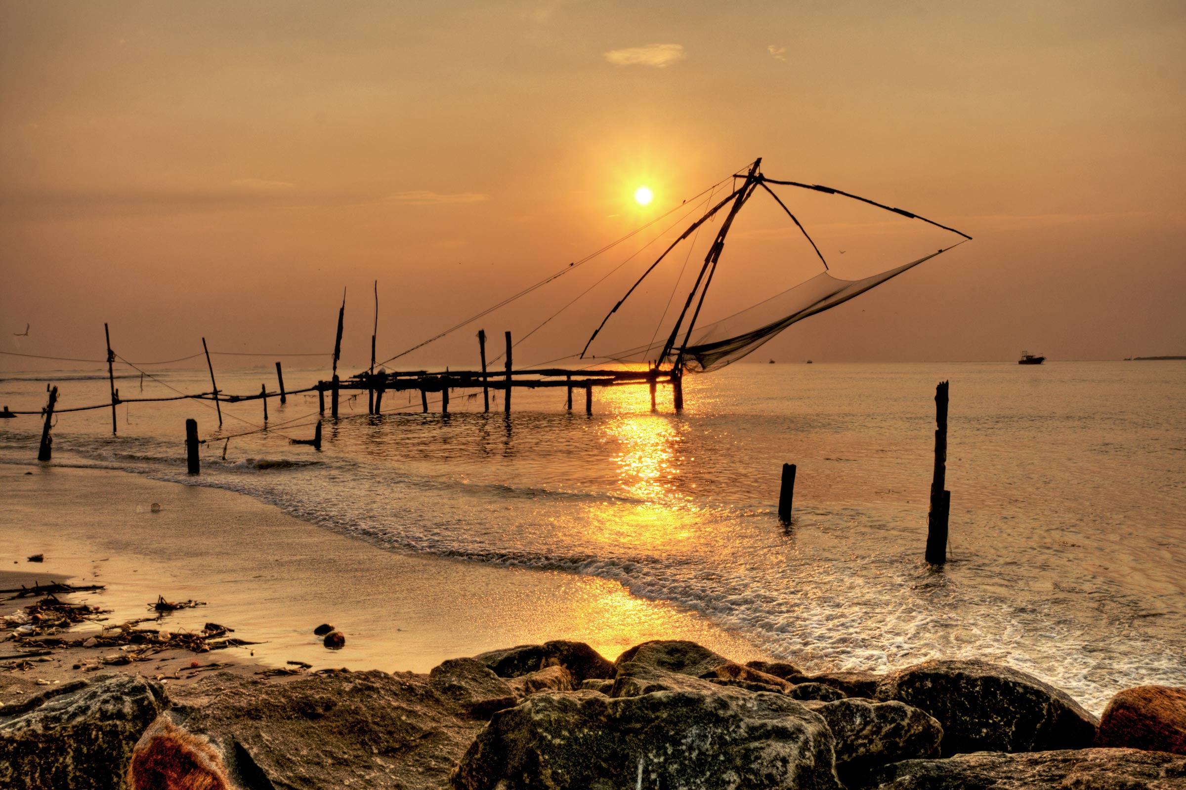 Cochin Fishing Net